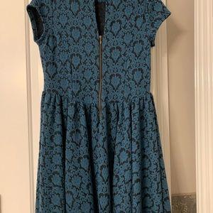 Dresses - Dress; knee length baby doll style
